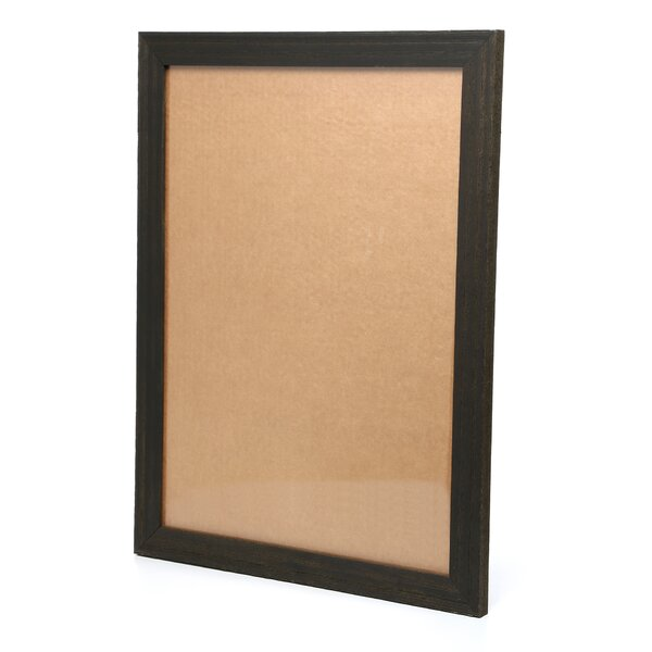 1.5 Distressed Wood Picture Frame by Loon Peak
