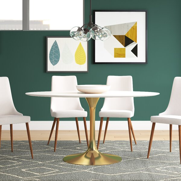 Julien Oval Dining Table by Langley Street