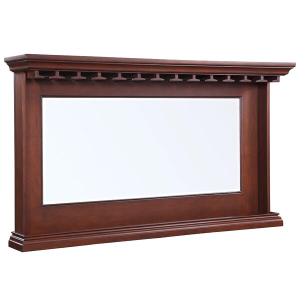 Fryar Back Bar Accent Mirror by Darby Home Co