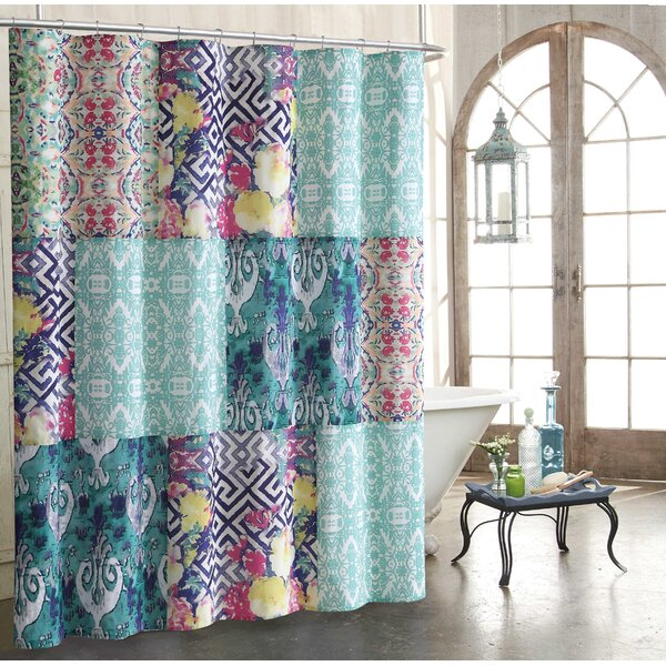 Florabella Shower Curtain by Tracy Porter