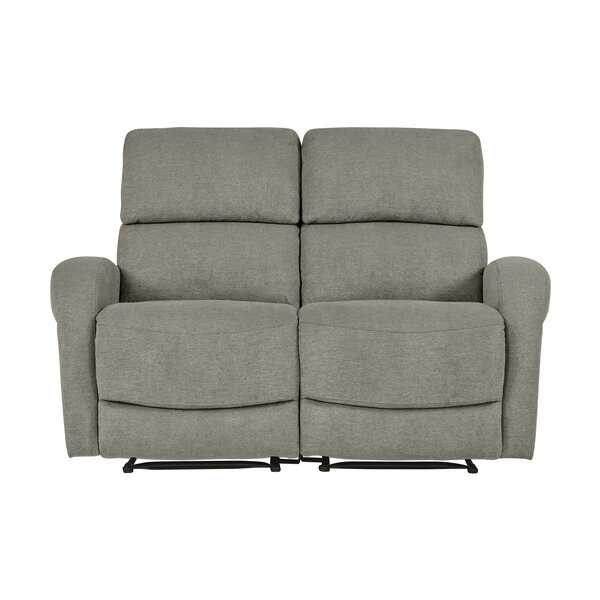 Groovy Modern Polkton Reclining Loveseat By Winston Porter Read Ibusinesslaw Wood Chair Design Ideas Ibusinesslaworg