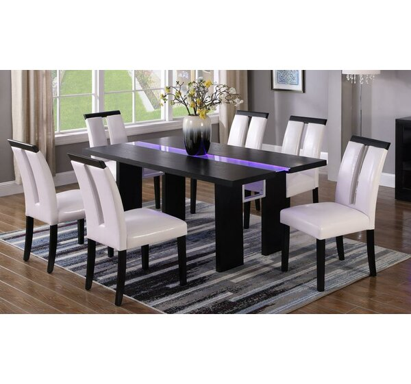 Chardon 7 Piece Dining Set by Orren Ellis