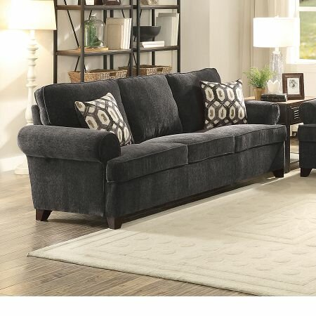 Redding Reclining Sleeper Sofa by Darby Home Co