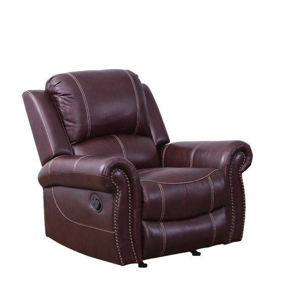 Vanhoy Manual Recliner By Darby Home Co