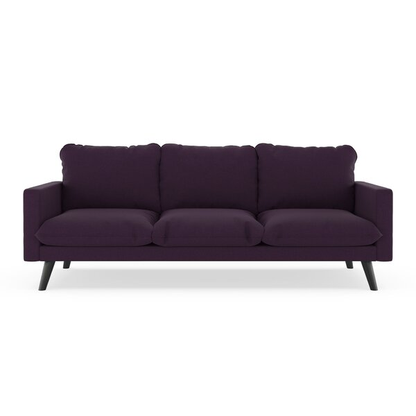 Cowans Cross Weave Sofa by Corrigan Studio