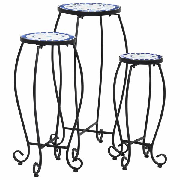 Sébastien 3 Piece Coffee Table Set (Set of 3) by Fleur De Lis Living