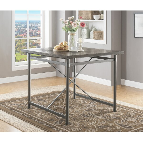 Westfall Counter Height Pub Table by Gracie Oaks