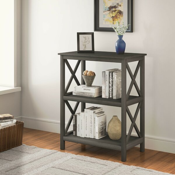 Ozbourn Etagere Bookcase By Gracie Oaks