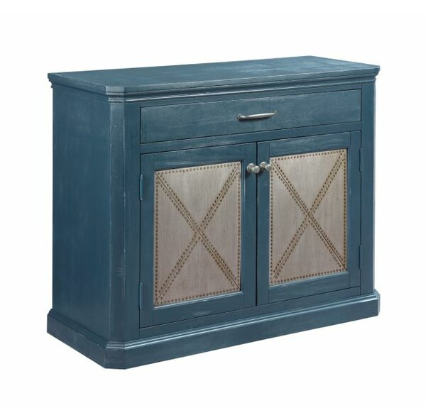 McMillan 2 Door Accent Cabinet by World Menagerie