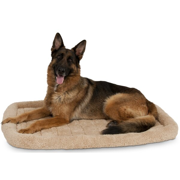 Milbrandt Bolster Kennel Dog Mat by Tucker Murphy