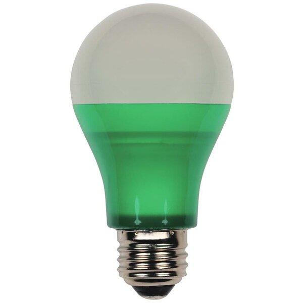Westinghouse 40-Watt Equivalent Medium Base Green Omni A19 LED Party Bulb by Westinghouse Lighting