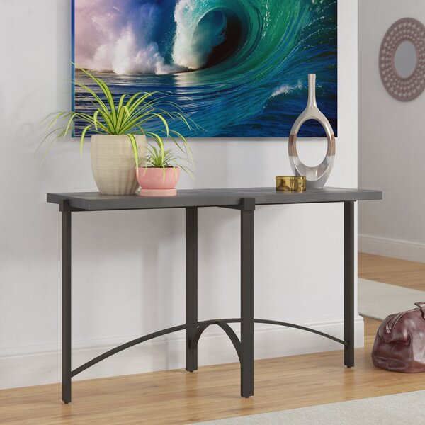 Baratta Console Table By Ivy Bronx