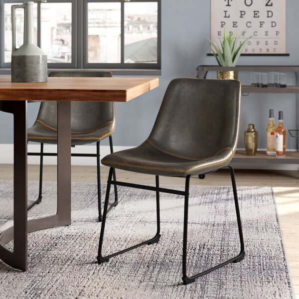 Bertha Upholstered Dining Chair (Set of 2) by Trent Austin Design