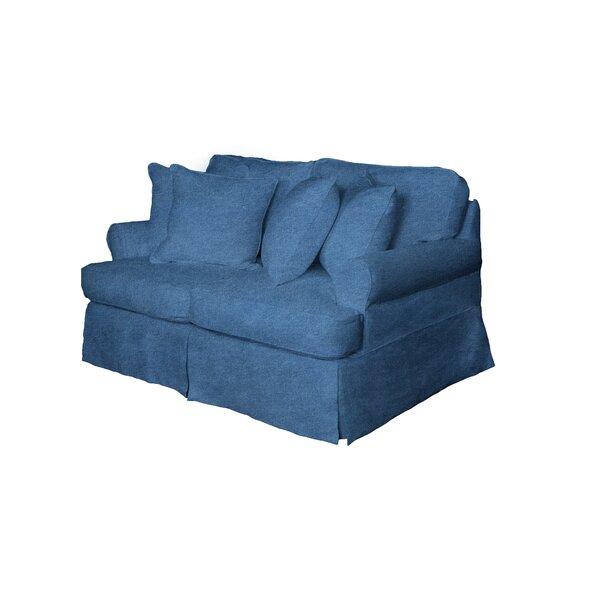Rundle T-Cushion Loveseat Slipcover