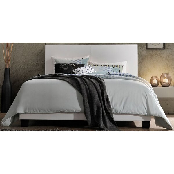 Hassan Upholstered Standard Bed by Ebern Designs
