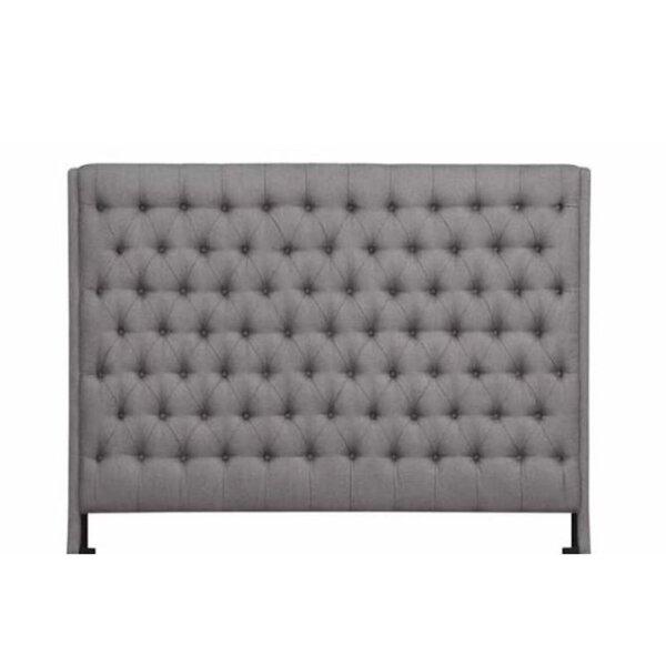 Shun Upholstered Panel Headboard By Red Barrel Studio