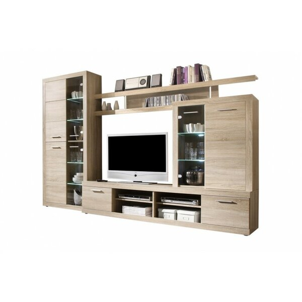 Lockhart 2 TV 111.8 Entertainment Center by Orren Ellis
