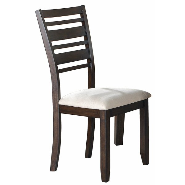 Mila Upholstered Dining Chair (Set of 2) by Latitude Run Latitude Run