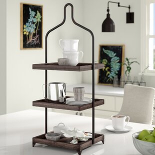 Online Purchase Surikova Metal 3 Tiered Standard Shelf Great Price