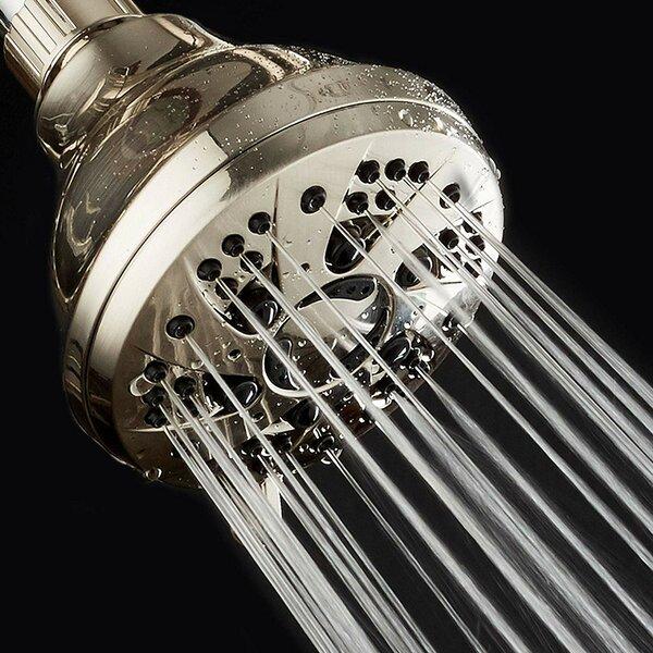 Pressure Multi Function Adjustable Shower Head By AquaDance®