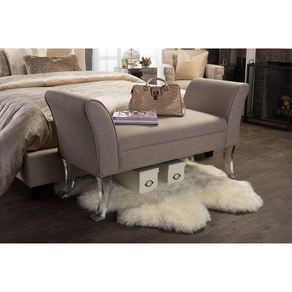 Kaplan Upholstered  Bench by Mercer41
