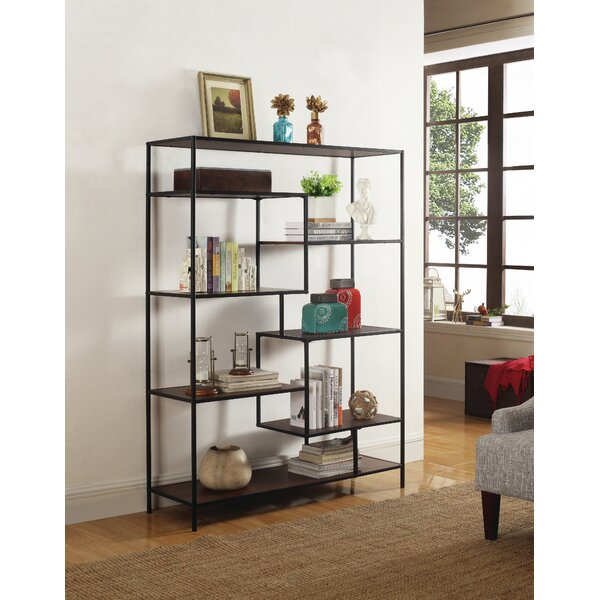 Kimberli Etagere Bookcase by Latitude Run