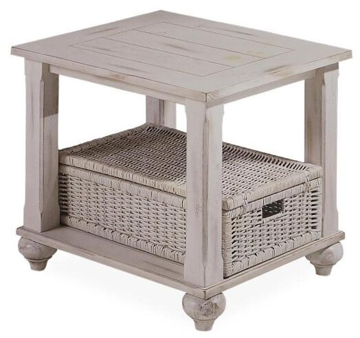 Cutler End Table by Klaussner Furniture