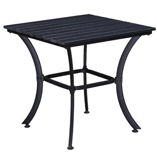 Gallagher Plastic/Resin End Table