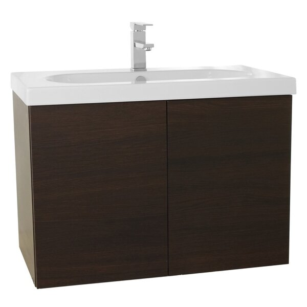 Trendy 31 Single Bathroom Vanity Set by Nameeks Vanities