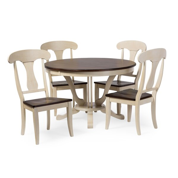 Duncombe Dining Table by Breakwater Bay