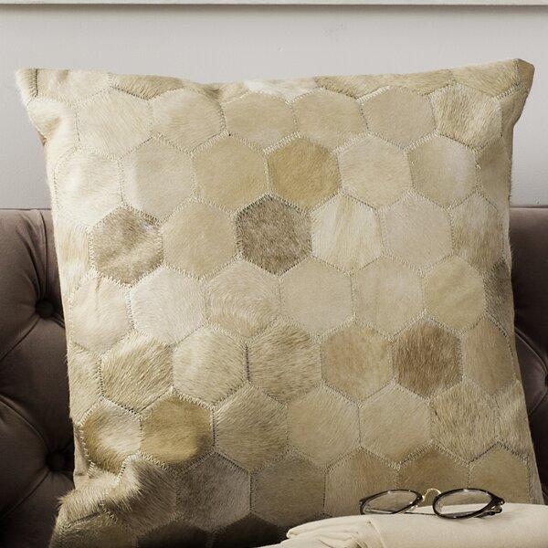 Marleigh Throw Pillow by Everly Quinn