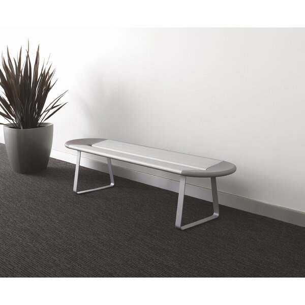 Lo-Speed Metal Bench By Peter Pepper