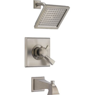 Shower Faucet Tub Handle Spotshield Stainless 1154 Product Photo