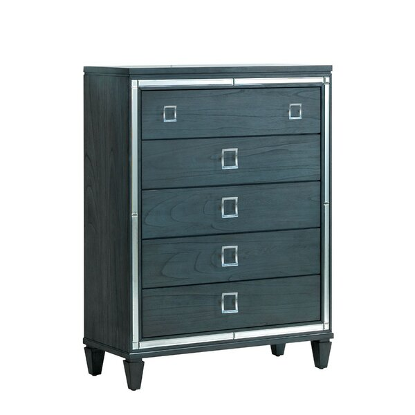Scott 5 Drawer Chest by Mercer41