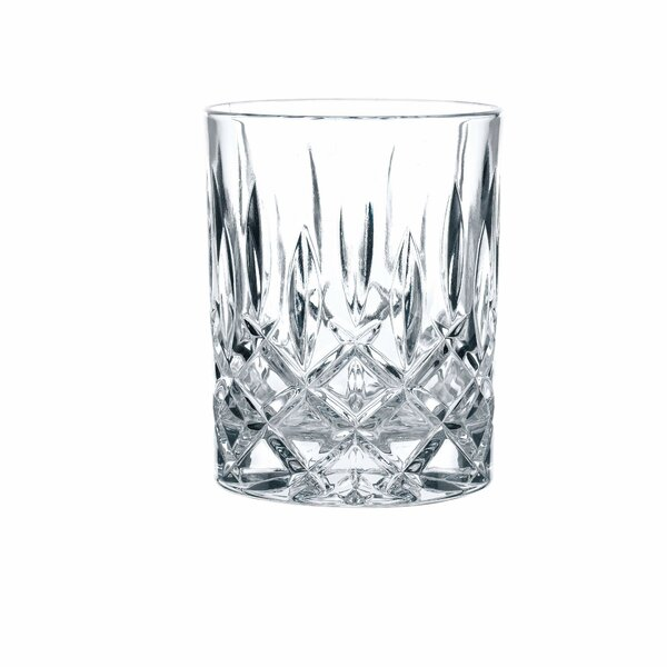 Noblesse Whisky 10 oz. Crystal Cocktail Glass (Set of 4) by Nachtmann