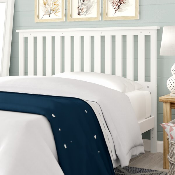 Belle Isle Panel Headboard by Beachcrest Home