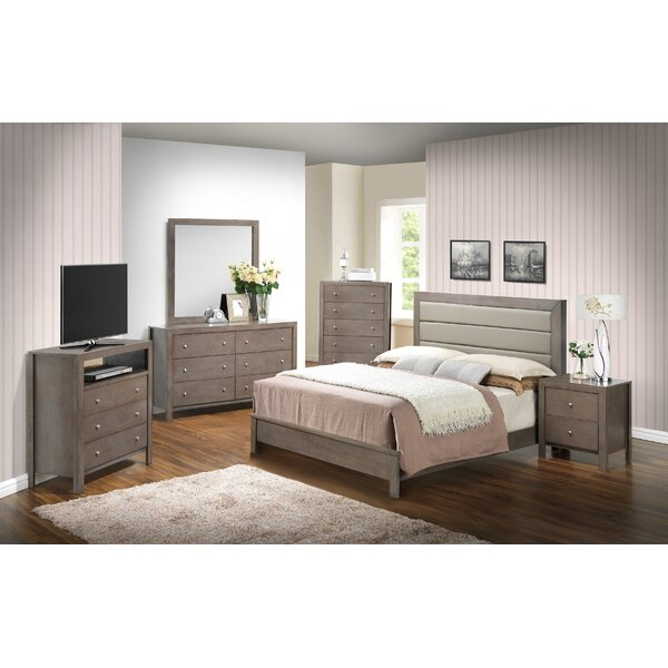 Kennon Configurable Bedroom Set by Three Posts