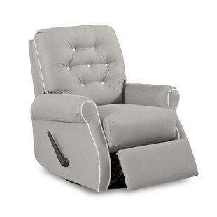 Vinton Swivel Glider Recliner with Contrasting Welt Wayfair Custom Upholstery?