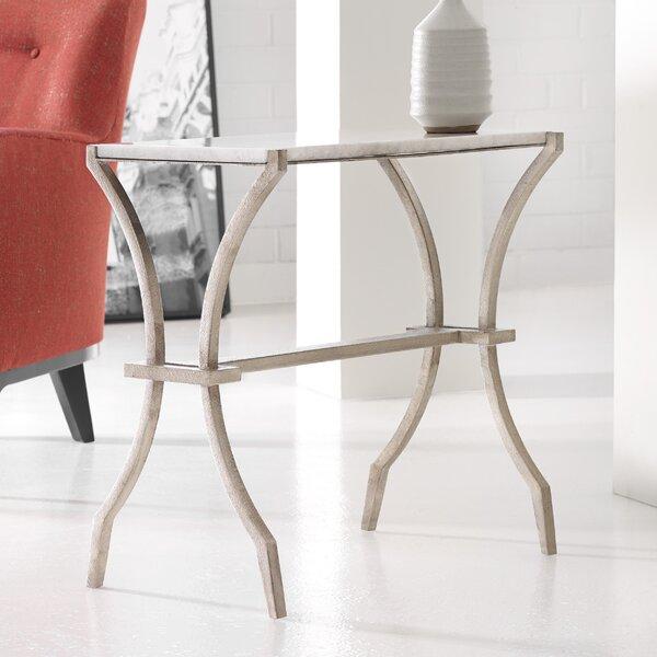 Melange Cara End Table by Hooker Furniture
