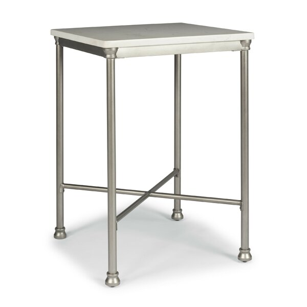 Studdard Quartz Top Pub Table by Winston Porter