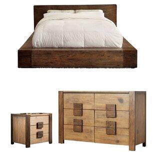 Thomson Platform Configurable Bedroom Set ByLoon Peak