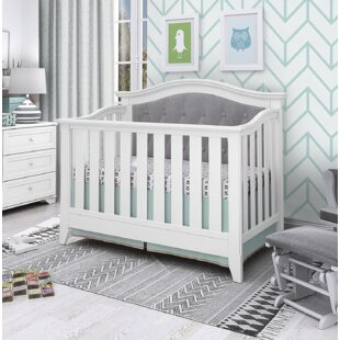 Check Prices Essex 4-in-1 Convertible Crib ByHarriet Bee
