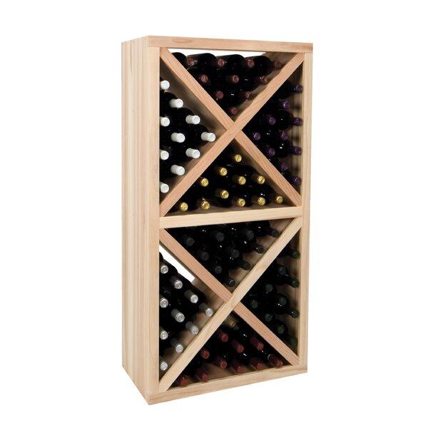 Vintner Series 78 Bottle Floor Wine Rack by Wine Cellar Innovations