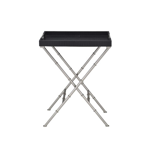 Hoschton Tray Table by Everly Quinn