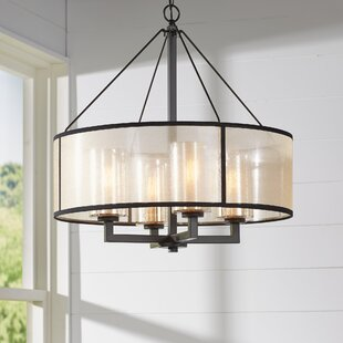 Modern contemporary chandeliers dailey 4 light chandelier aloadofball Images