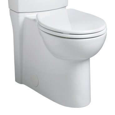 Cadet Trapway Right Height Round Toilet Bowl by American Standard