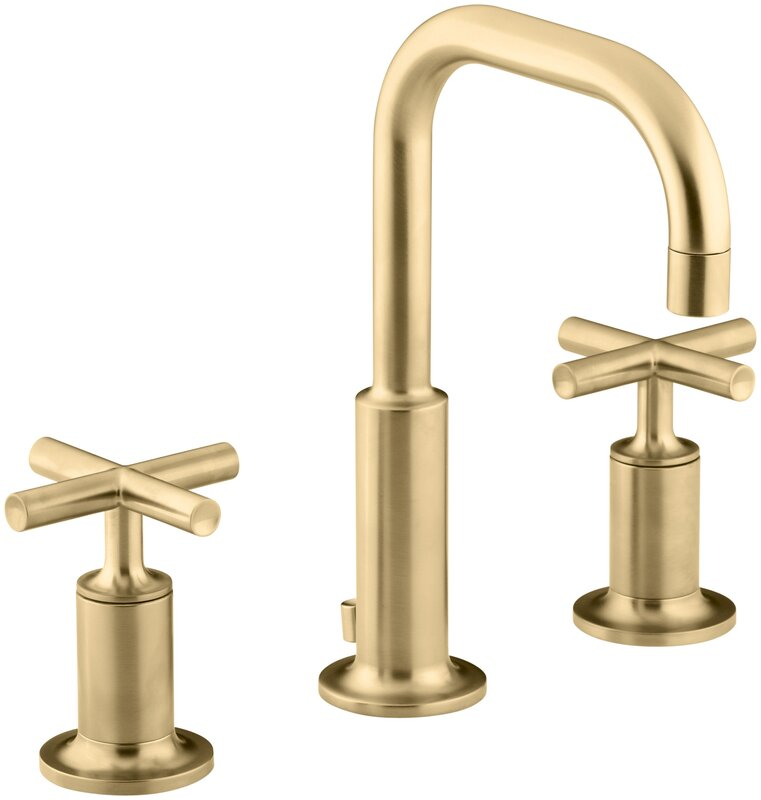 Purist Widespread Bathroom Sink Faucet