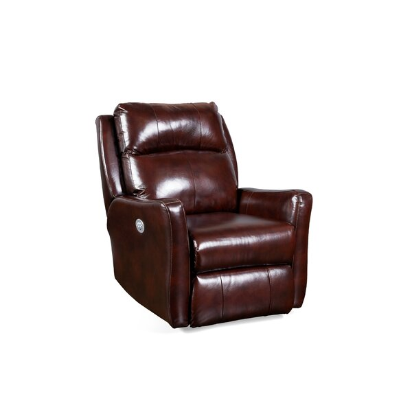 Top Notch Leather Recliner [Southern Motion]