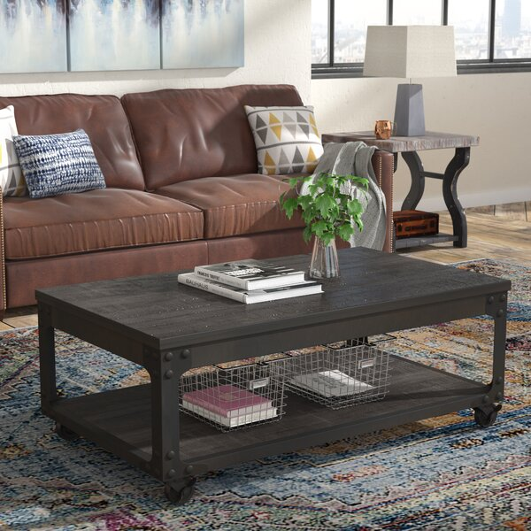 Glastonbury 2 Piece Coffee Table Set by Greyleigh