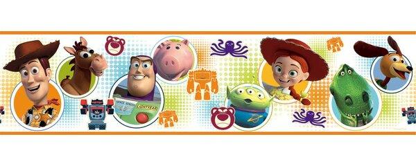 Disney Toy Story 3 Room Border Wall Mural by Wallhogs